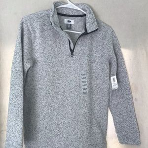 Youth Gray Old Navy Sweater
